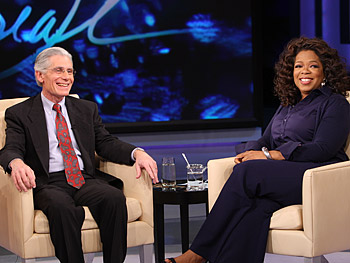 Dr. Brian Weiss talks about his experience clearing past lives on  Oprah
